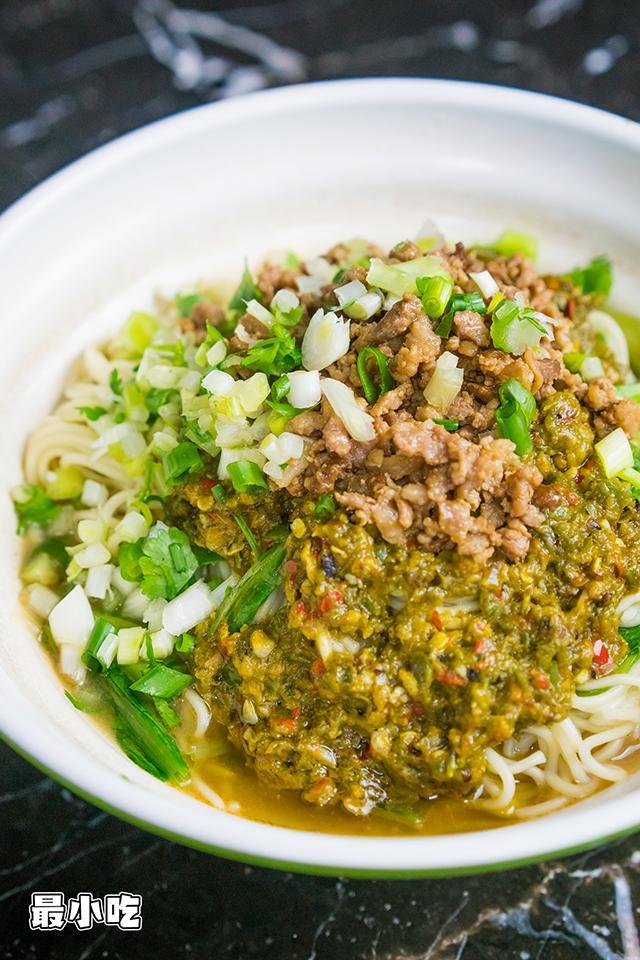 平顶山小路里的美食——烧椒面,一种你从未尝试过的辣插图10