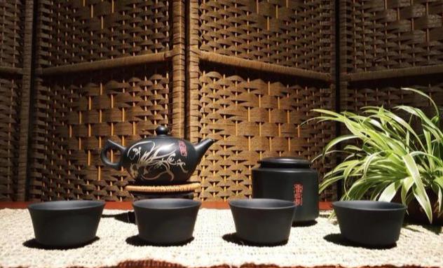 紫陶茶具,泡出的不仅仅是茶 紫陶特点-第2张