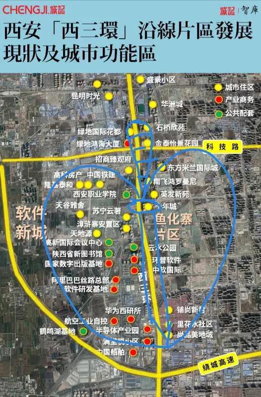 #西安居民楼旁架33万伏高压线www.smxdc.net