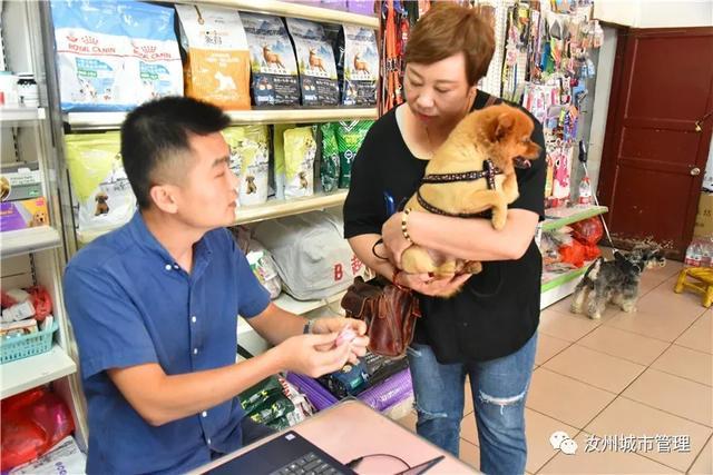 汝州市第一张犬牌发出,家有萌犬的你还在等什么插图