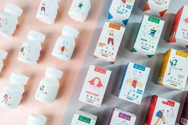 来自台湾的ZTUAN保健品包装设计(图8)