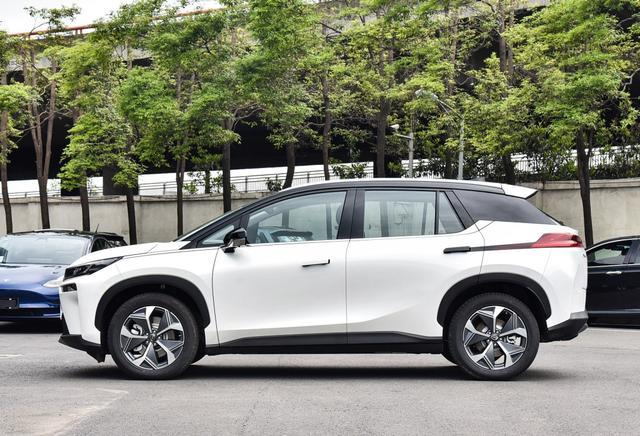 新能源将成为未来主流,热门紧凑纯电SUV推荐插图2