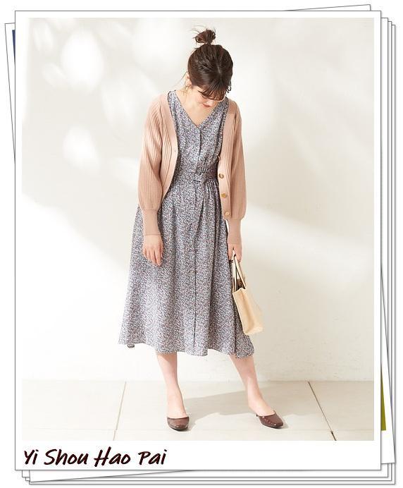 米色开衫的秋季搭配精选!24种你值得尝试的优雅穿搭-第21张