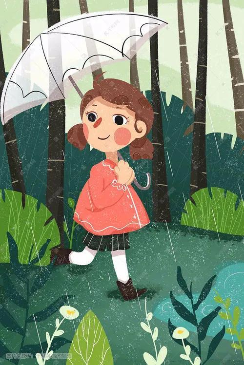 「鹰城微天气」雨水来刷存在感,温度大幅下落插图4