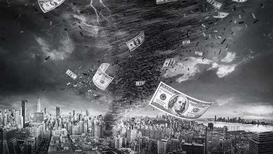 每一次灾祸后,资产都是会迈入欢乐!2020年,难得一见的新