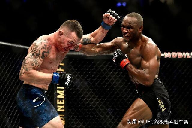 天神肉体:UFC的十大筋肉人-第12张