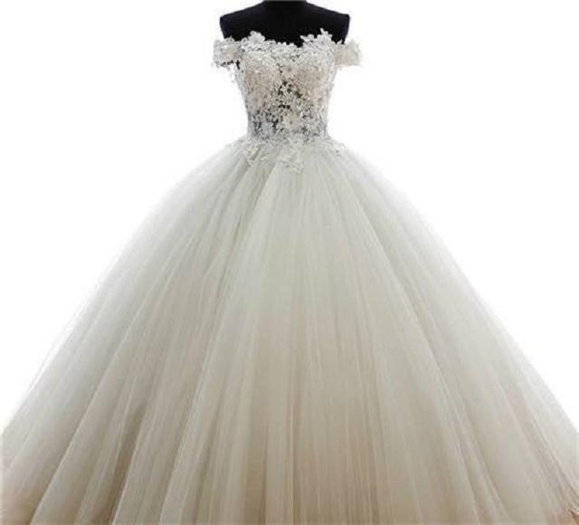 披上婚纱是每个女孩子的公主梦,穿越历史探索洁白婚纱的诞生发展-第2张