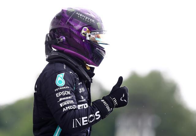 微信营销赛车——F1匈牙利站:汉密尔顿夺得杆位