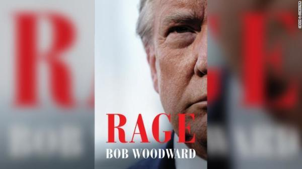 """又来一本!""""水门事件""""调查记者出新书《愤怒》,主角还是特朗普【www.smxdc.net】"""