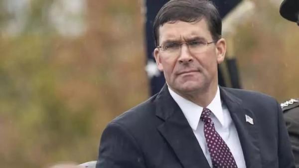 又一个?美媒:特朗普打算在大选后换掉国防部长