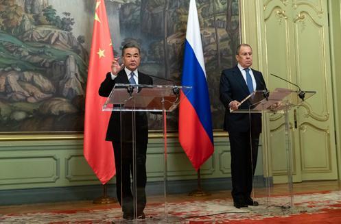 干预美国大选?俄外长:很遗憾,我们第二,中国第一;王毅:现在是中方要求美国不要干涉中国内政【www.smxdc.net】