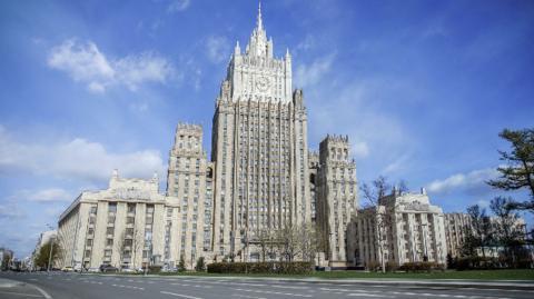 俄外交部:联合国未恢复对伊朗制裁 美方声明只是一场表演【www.smxdc.net】