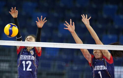 全国女排锦标赛 江苏、上海、天津、山东晋级半决赛-第2张