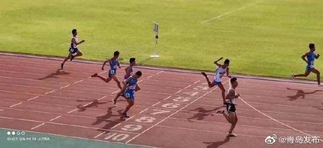 山东省田径锦标赛 青岛队获18金25银18铜列全省第一名-第2张