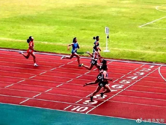 山东省田径锦标赛 青岛队获18金25银18铜列全省第一名-第3张