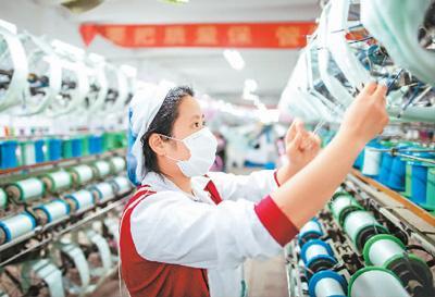 丝绸产业促就业