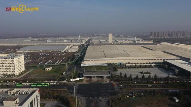 项目者说|比亚迪在西安打造全国最大的新能源汽车制造基地