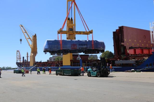 中企助力阿根廷打通农产品物流瓶颈
