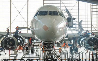 海南承揽海外飞机场入境保税区检修流程