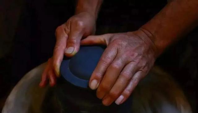 记为明如镜打磨的磨工 紫陶特点-第16张