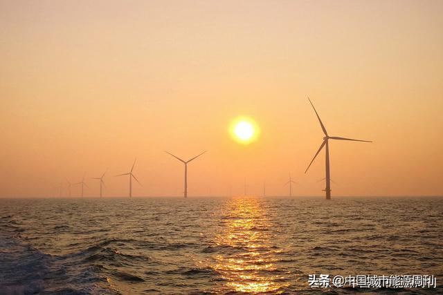 海上追风,盐城跑出新能源发展加速度