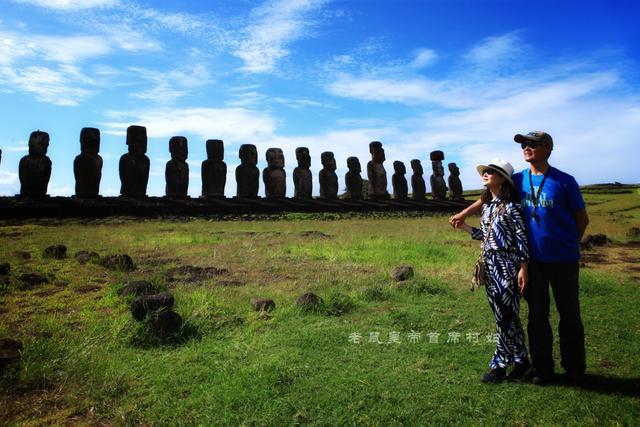 最神秘的岛:离大陆3600公里,千尊石像最重百吨成因是谜