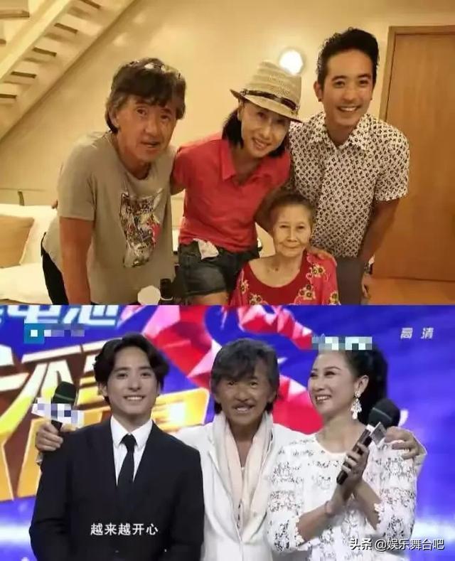 叶倩文与35岁继子似姐弟,继子老态龙钟(如图) 全球新闻风头榜 第3张
