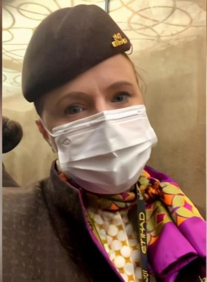 澳籍空姐在阿联酋接种中国新冠疫苗,返澳后遭质疑