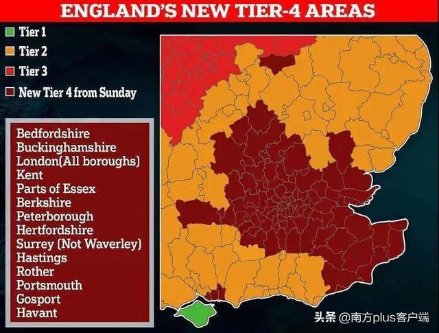 """居民扎堆逃离伦敦,首相被骂上热搜,英国""""群体免疫""""是怎么到这一步的?插图12"""
