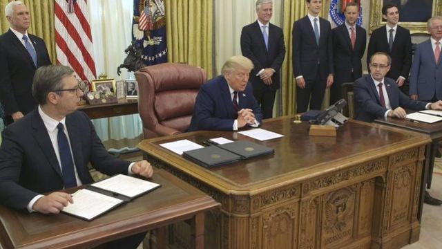 """在美""""推动""""下,塞尔维亚将在耶路撒冷设使馆!阿盟愤怒谴责www.smxdc.net"""