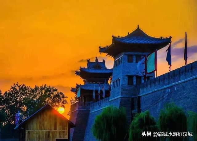 郓城水浒好汉城景区年卡介绍,你想了解的问题都在这里!(图11)