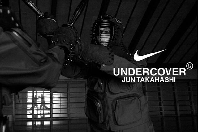 UNDERCOVER和Nike联乘的机能服,你想不到还有十几种穿法