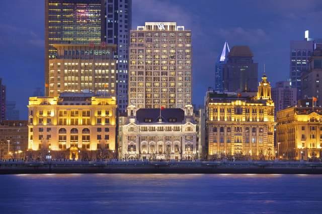 上海 | 恣享暖心团圆,尽在上海外滩华尔道夫酒店