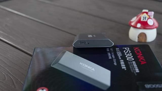 让手机摄影师爱不释手!康佳PS300移动固态硬盘体验