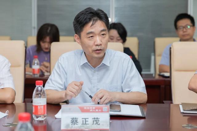 江苏省卫健委来常州二院调研指导