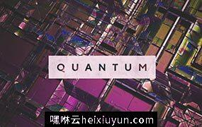 27+3D抽象金属电路板超清纹理素材 Quantum Texture Collection #2098171