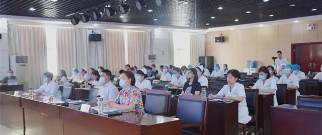 河南省直第三人民医院成功举办第二届「省直三院好故事」演讲比赛
