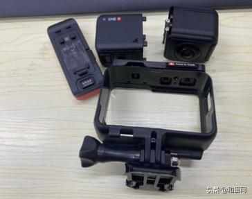【Insta360 ONE R Twin双镜头版】运动全景相机数码摄像防抖智能