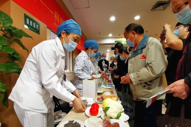 萧山区第一人民医院举办「全国科普日」活动