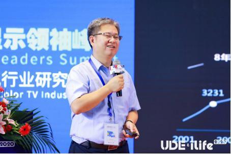 图: 北京奥维云网大数据科技股份有限公司董事长 文建平