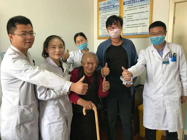 蓟州区人民医院援藏情丨治愈您的眼!让您去看世界的精彩