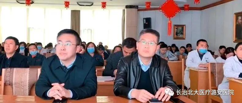北大医疗潞安医院开展 11·9 消防应急演练
