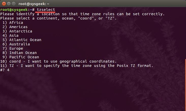 如何调整Linux系统为正确时区如何调整Linux系统为正确时区