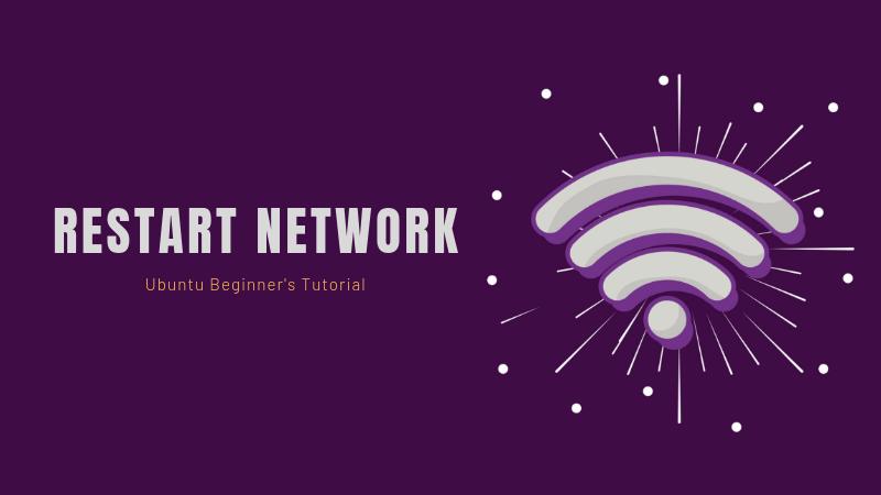 Ubuntu Restart Network