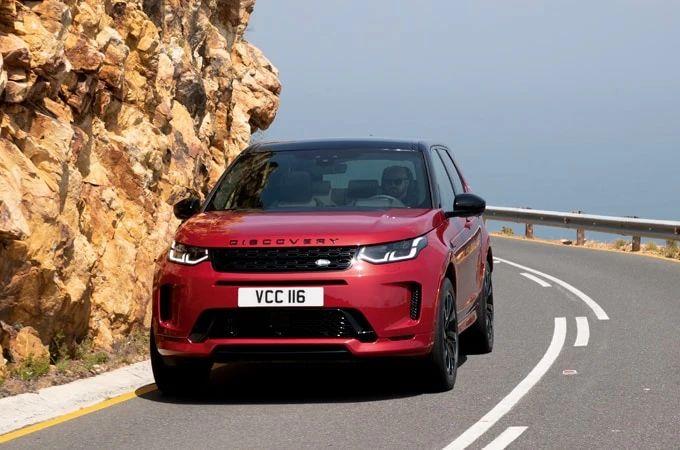 「汽车V报」2021款路虎发现运动版上市;长城炮新皮卡预告图发布-20210402-VDGER