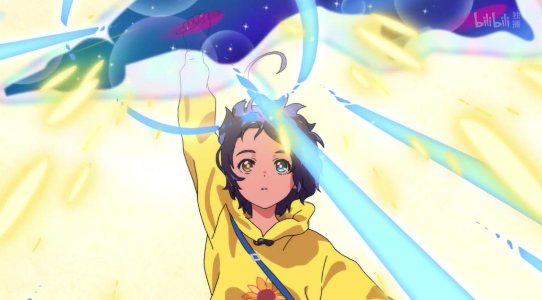 《奇蛋物语》少女拯救友情与爱的故事