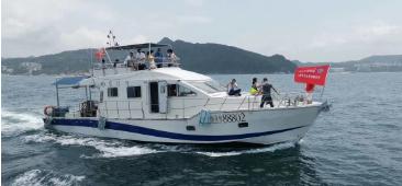大澳湾游艇观光出海捕鱼