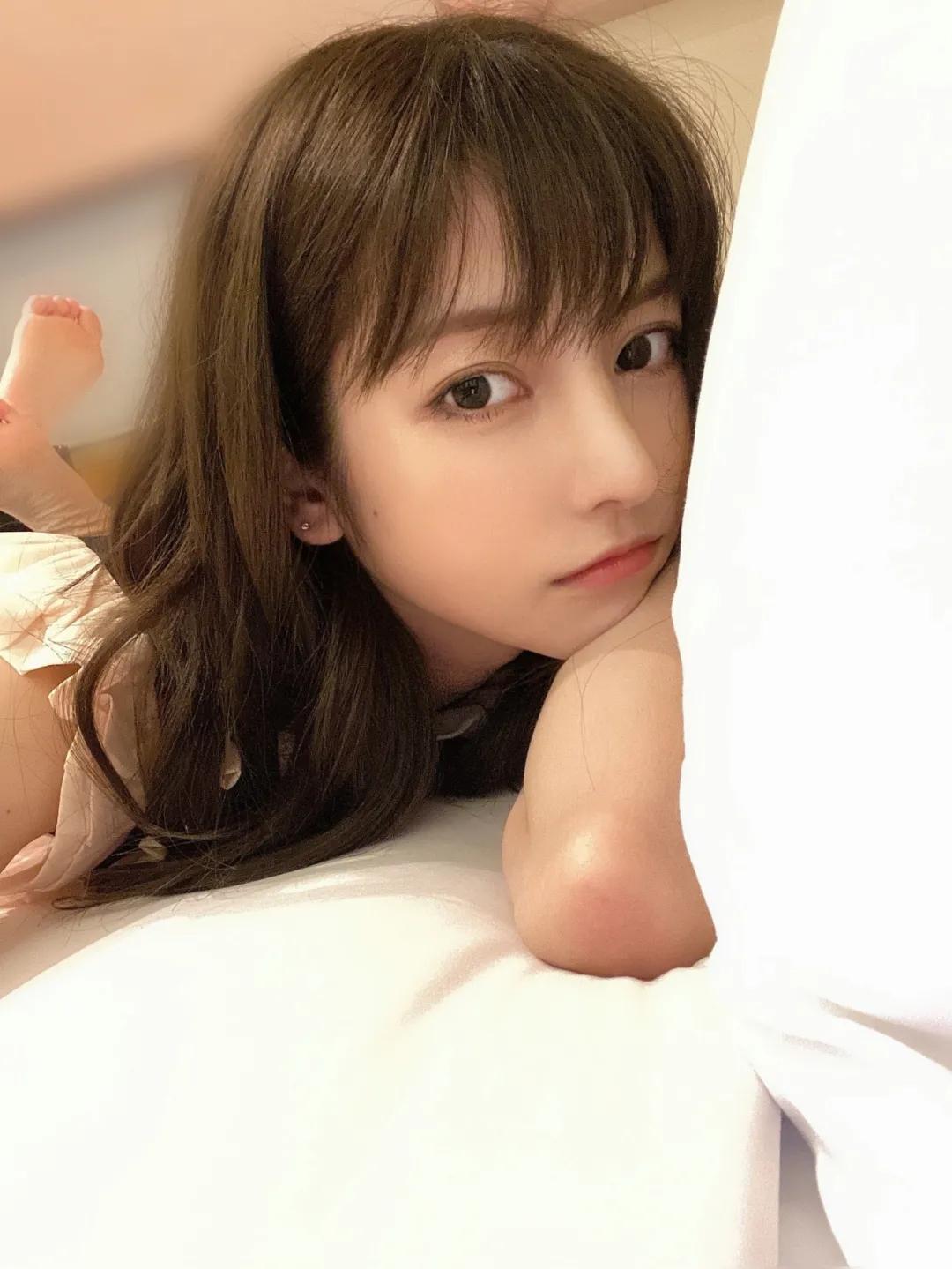 日本佛系小姐姐枫花恋(枫可怜)老师
