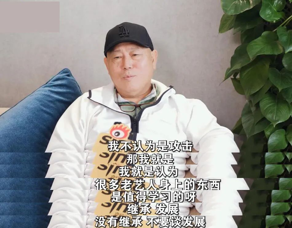 李诚儒退出《演员2》后毒舌升级:痛批郭敬明、内涵陈凯歌