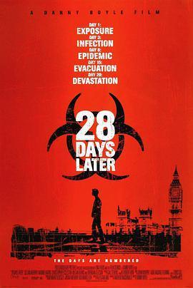 惊变28天 电影海报